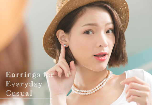 Earrings For Everyday Casual