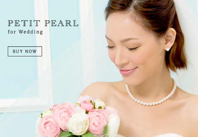 PETIT PEARL for Wedding